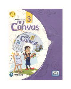 ActiveTeach My Canvas Textbook for Class 3