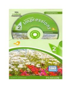 ActiveTeach Impressions English Textbook 2