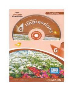 ActiveTeach Impressions English Textbook 6