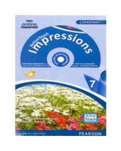 ActiveTeach Impressions English Textbook 7