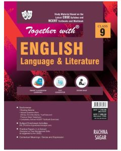 Together With English Language & Literature Study Material for Class 9