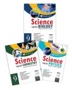Together With Science Lab Kit (Physics+Chemistry+Biology) for Class 9