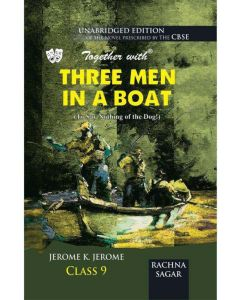 Together With Three Men in a Boat to Say Nothing of the Dog Novel for Cl