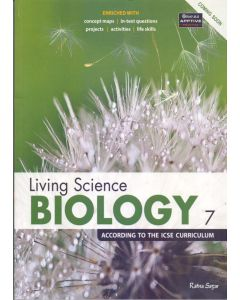 ICSE Living Science Biology 7