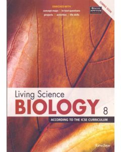 ICSE Living Science Biology 8