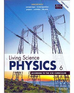 ICSE Living Science Physics 6