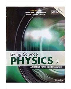 ICSE Living Science Physics 7