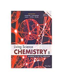 ICSE Living Science Chemistry Workbook 8
