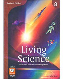 Revised Living Science Workbook 8
