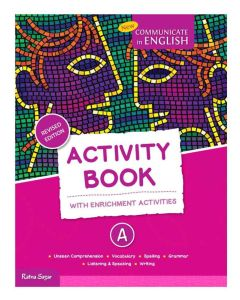 New Communicate In English Activity A 2018 Edition