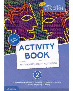 New Communicate In English Activity 2 2018 Edition