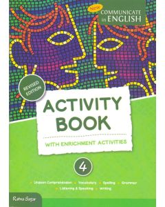 New Communicate In English Activity 4 2018 Edition