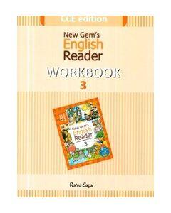CCE New Gems English Reader Workbook 3