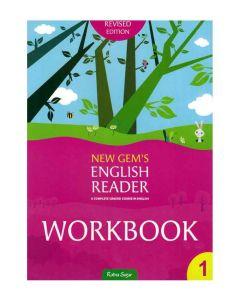 New Gem's English Reader Workbook 1 2018 Edition