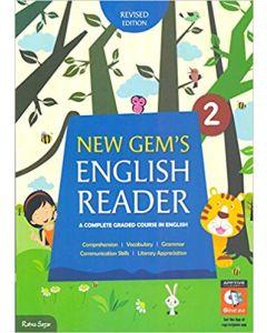 New Gem's English Reader Workbook 2 2018 Edition