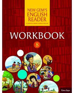New Gem's English Reader Workbook 8 2018 Edition
