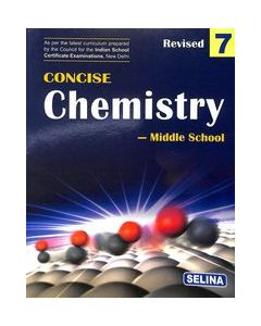 Concise Chemistry Middle School 7 : Icse