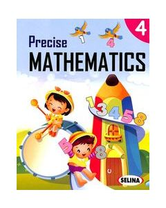 Selina Precise Mathematics For Class 4 : Icse