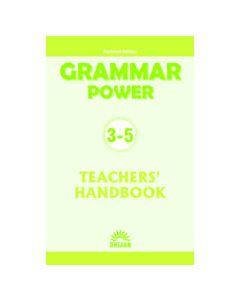 GRAMMAR POWER THB 3-5