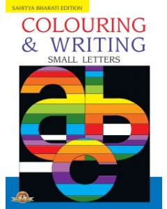 Colouring And Writing Small Letters