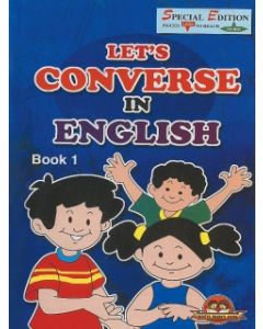 Lets Converse In English Book -1