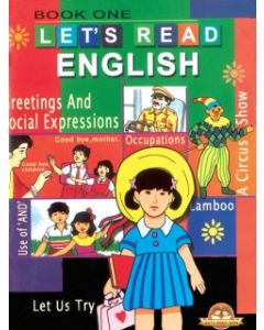 Let'S Read English Book -1