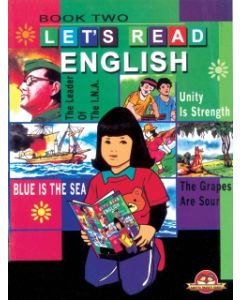 Let'S Read English Book -2