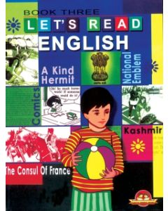 Let'S Read English Book -3