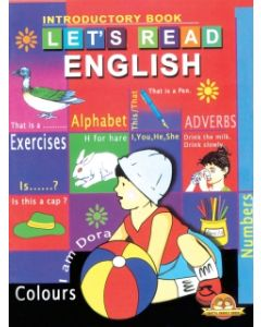Let'S Read English Introductory Book