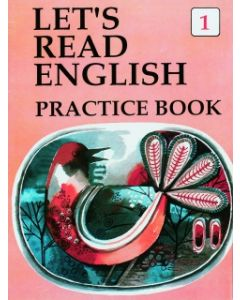 Let'S Read English Practice Book -1