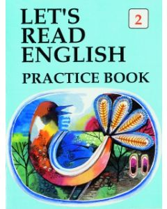 Let'S Read English Practice Book -2