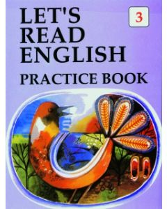 Let'S Read English Practice Book -3