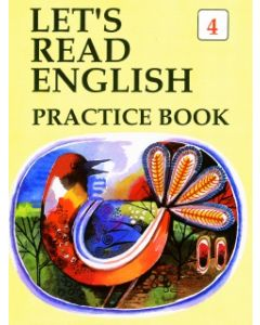 Let'S Read English Practice Book -4