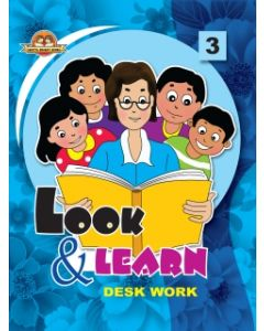 Look And Learn [Deskwork] Book -3