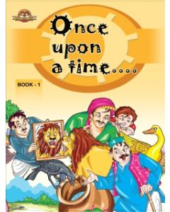 Once Upon A Time Book -1