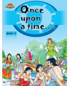 Once Upon A Time Book -5