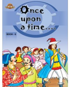 Once Upon A Time Book -6