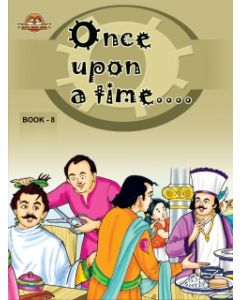 Once Upon A Time Book -8