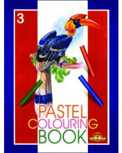 Pastel Colouring Book -3
