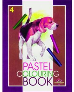 Pastel Colouring Book -4