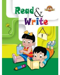 Read And Write Book 1