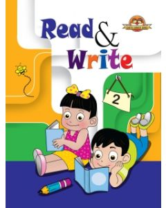 Read And Write Book 2