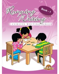 Running Writing Cursive Writing Series Book -1