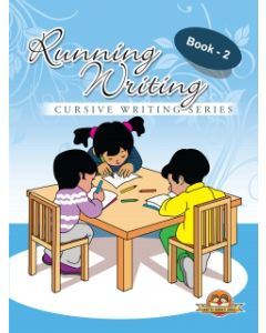 Running Writing Cursive Writing Series Book -2