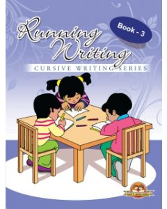 Running Writing Cursive Writing Series Book -3