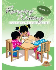 Running Writing Cursive Writing Series Book -5