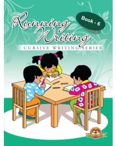 Running Writing Cursive Writing Series Book -6