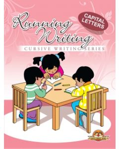 Running Writing Cursive Writing Series Capital Letter