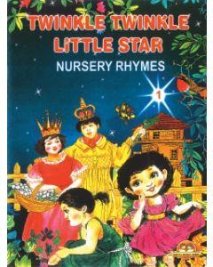 Twinkle Twinkle Little Star Book 1