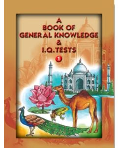A Book Of General Knowledge & I.Q.Tests -1